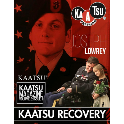 12. KAATSU Magazine - KAATSU Recovery Edition - Volume 02 Issue 01