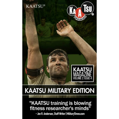 19. KAATSU Paperback 01 KAATSU Training - Military Edition
