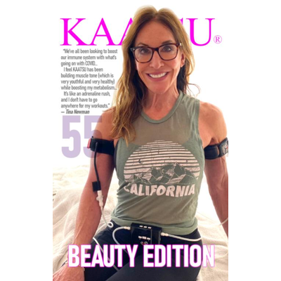 20. KAATSU Magazine - KAATSU Beauty Edition - Volume 02 Issue 10