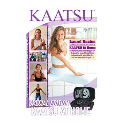 21. KAATSU Magazine - KAATSU At Home Edition - Volume 03 Issue 01