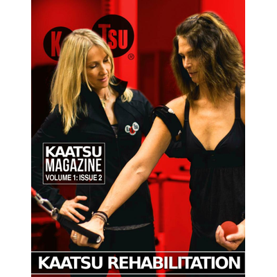 3. KAATSU Magazine - KAATSU Rehabilitation Edition - Volume 01 Issue 02