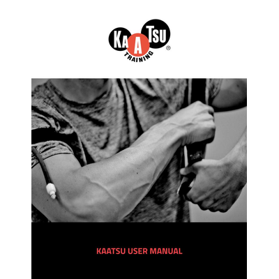 31. KAATSU User Manual for KAATSU Nano