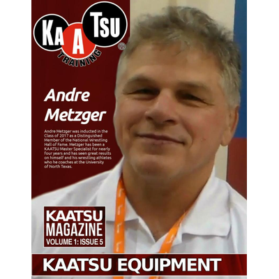 6. KAATSU Magazine - KAATSU Equipment Edition - Volume 01 Issue 05