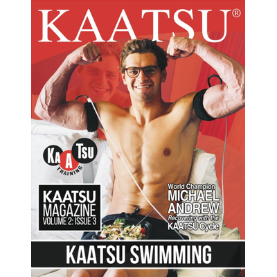 36. KAATSU Magazine 2021 Swimming Edition
